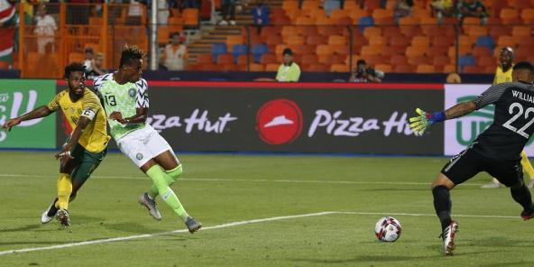 CAN 2019 : le Nigeria élimine l'Afrique du Sud sur le fil (2-1) 1