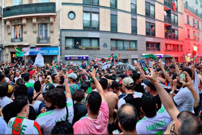 CAN 2019 : en France, un mort et des dizaines d'interpellations en marge des célébrations de la qualification de l'Algérie