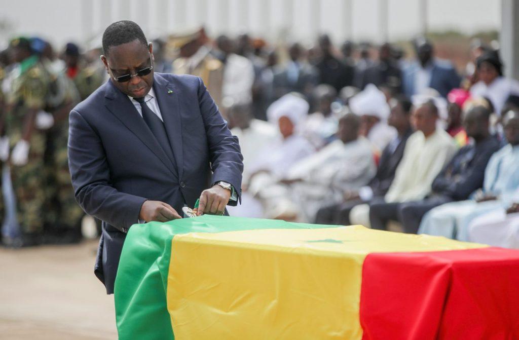 Ousmane Tanor Dieng a été élevé au rang de grand chevalier de l'Ordre national du Lion, à titre posthume.