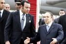 Le roi Mohammed VI et Abdelaziz Bouteflika à Alger le 21mars 2005, en marge du 17esommet de la Ligue arabe.