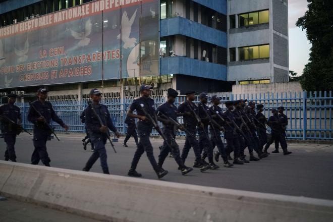 RDC : les manifestations politiques interdites pour une semaine à Kinshasa