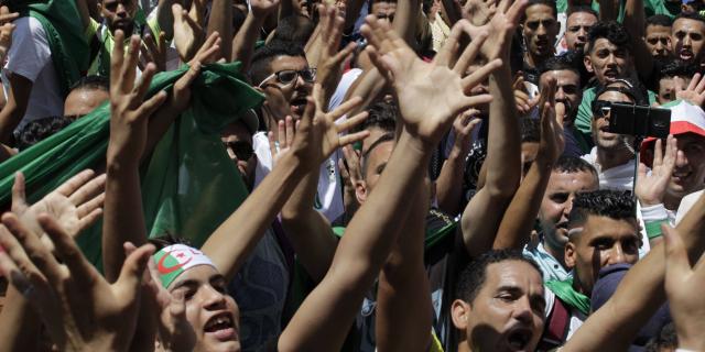 [Edito] D'Alger à Khartoum, même combat