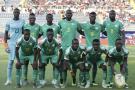 L'équipe du Sénégal avant la demi-finale de la CAN 2019 face à la Tunisie, le 30 juin au Caire.,