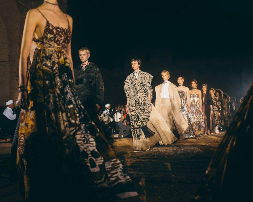 Défilé Dior Collection Croisière 2020/Marrakech