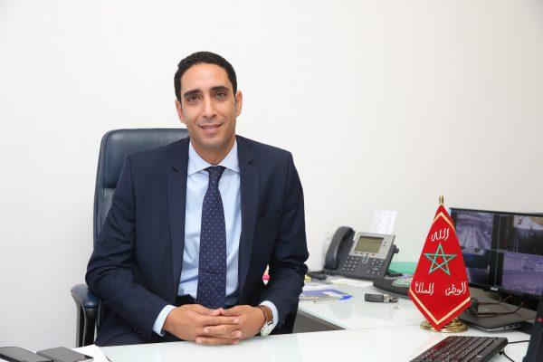 Rachid Houari, 41 ans, a rejoint l'Autorité portuaire de Tanger Med (TMPA), filiale de TMSA, dès le début de l'aventure en 2005.