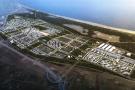Le pôle urbain de Mazagan est un projet de ville conçu pour 150000habitants, située entre El Jadida et Azemmour, en cours de réalisation par l'agence Oualalou+Choi.