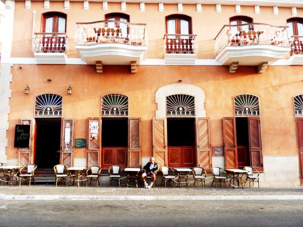 cafe royal mindelo cap vert