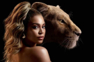 Beyoncé, dans une image de promotion du film Le Roi Lion.