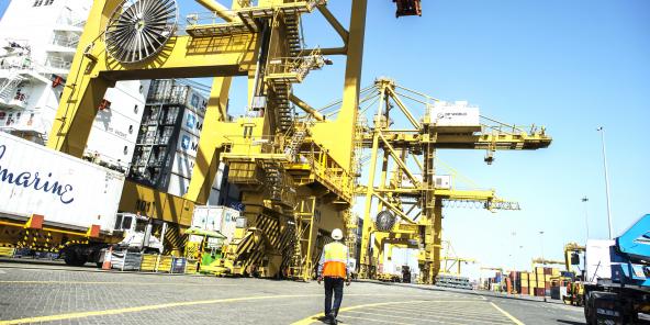 L'émirati DP World, qui exploite le terminal à conteneurs du Port autonome de Dakar depuis 2008, est parvenu à multiplier par deux le volume traité par la plateforme.