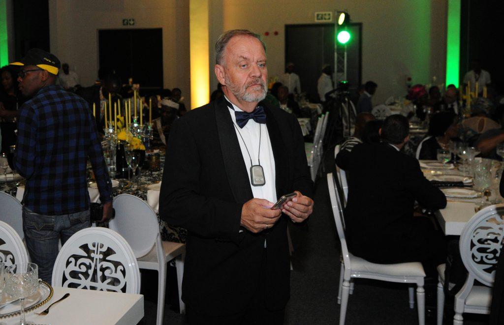 Carl Niehaus, en 2017 à Johannesburg.