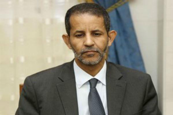 Ismaïl Ould Bedda Ould Cheikh Sidiya, nouveau Premier ministre mauritanien.