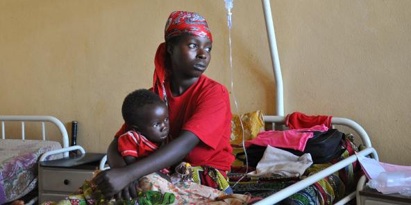 Burundi : le pays confronté à une flambée record de paludisme ...