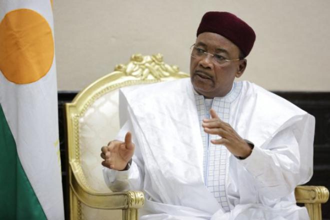 """Mahamadou Issoufou : """"Ma décision de respecter la Constitution et de ne pas me représenter est irrévocable"""""""