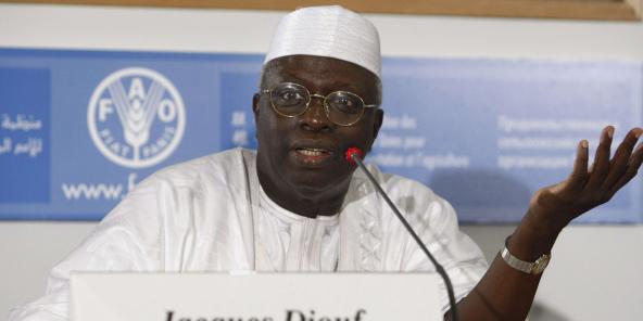 Sénégal : disparition de Jacques Diouf, directeur de la FAO pendant 18 ans