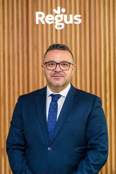 Tarek Abou-Zeinab, directeur Regus Afrique.