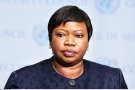 Fatou Bensouda, Procureur de la Cour pénale internationale, en 2016, à New York.