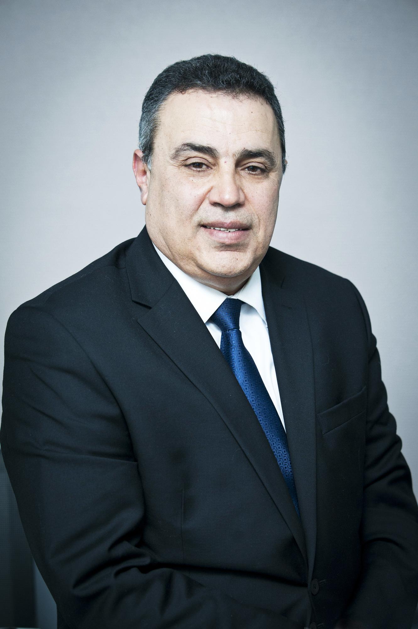 Mehdi Jomaa (Tunisie), Premier ministre de janvier 2014 a fevrier 2015, fondateur du parti Al-Badil Ettounsi (Alternative tunisienne). A Paris le 05.03.2018. Copyright : Vincent Fournier/JA.