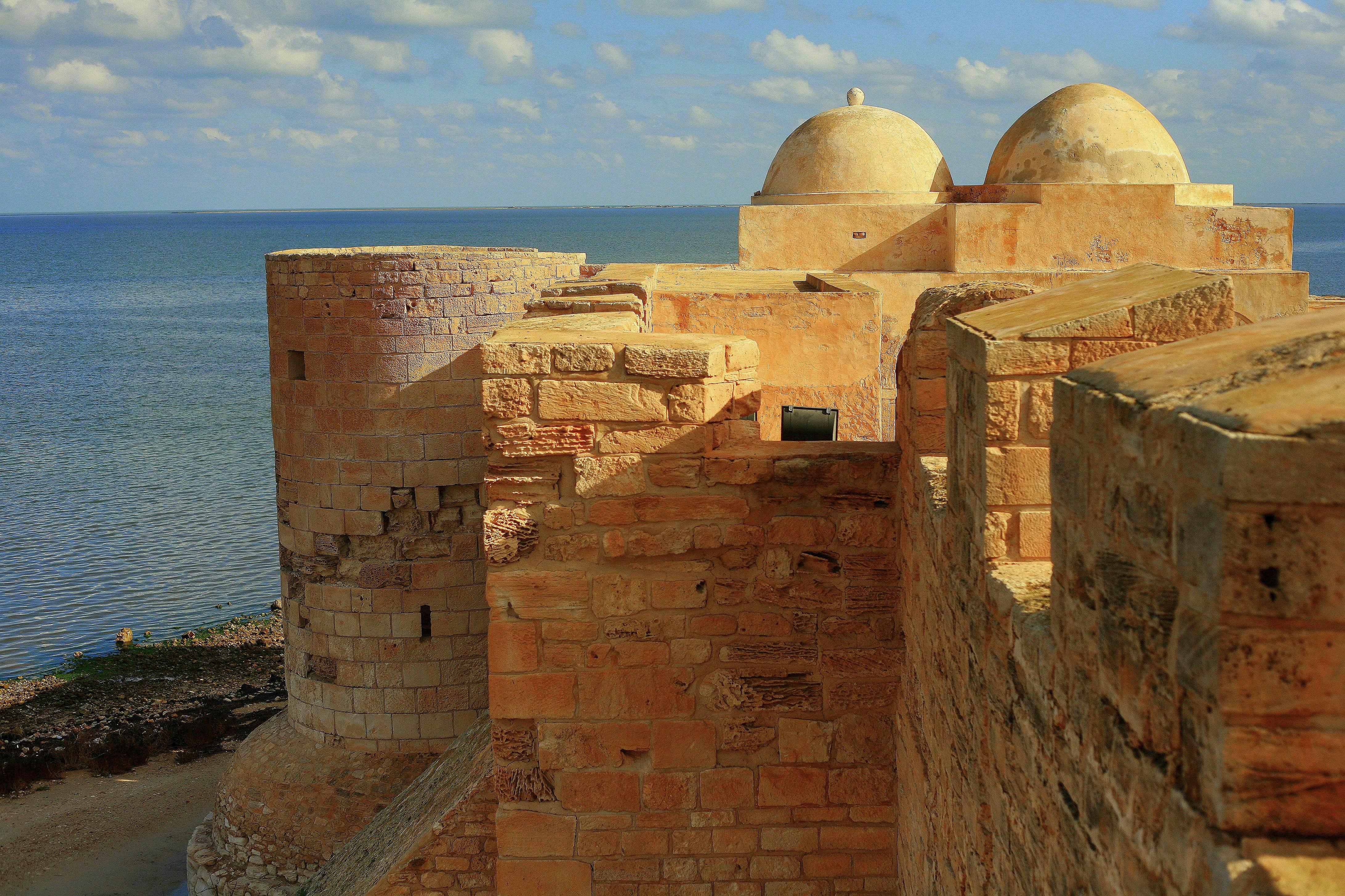 Le fort de Djerba