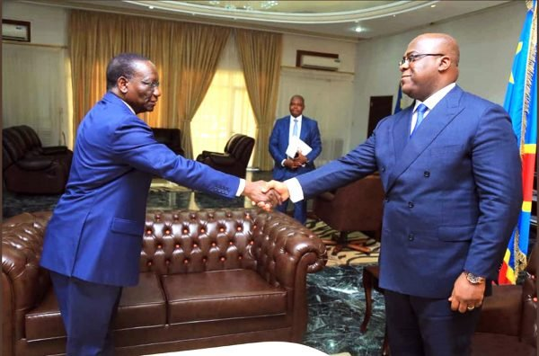 Nommé en mai, le Premier ministre, Sylvestre Ilunga est réputé discret. Aura-t-il les épaules pour la tâche qui l'attend?