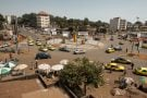 Le rond-point de Bambeto à Conakry (photo d'illustration)