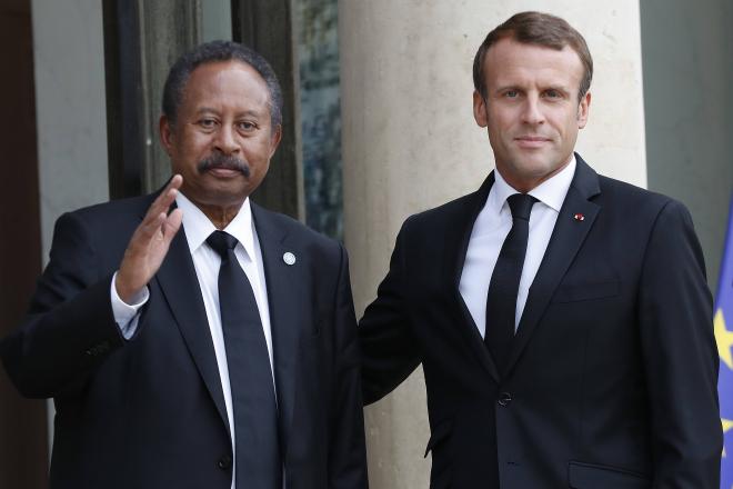 Soudan : rencontre à Paris entre le Premier ministre Abdallah Hamdok et l'un des chefs rebelles du Darfour