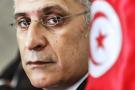 Le candidat à l'élection présidentielle tunisienne Nabil Karoui.