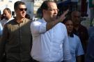 Le candidat Youssef Chahed en campagne pour l'élection présidentielle du 15 septembre 2019 (image d'illustration).
