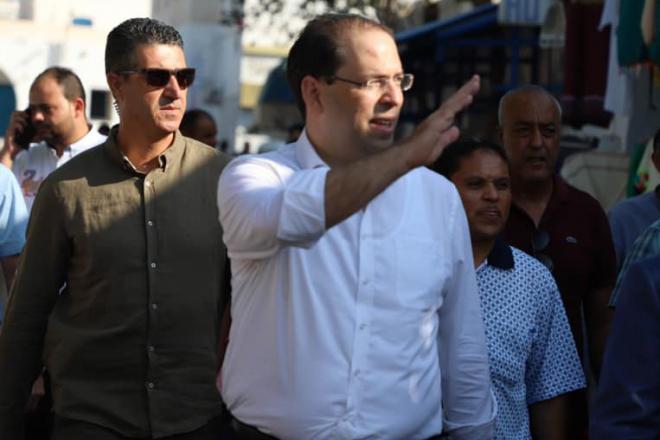 """Présidentielle en Tunisie- Youssef Chahed: """"Nous avons évité au pays le scénario grec"""""""