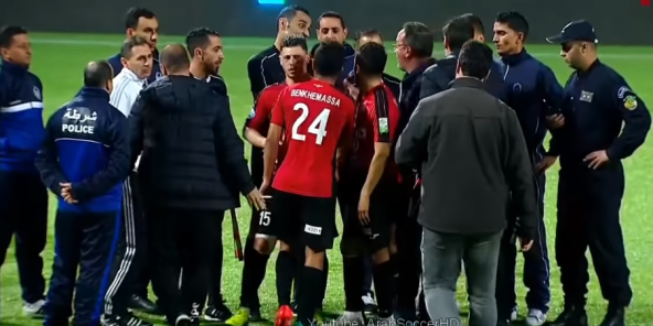Algérie Les Clubs De Football Professionnel Inquiets Après