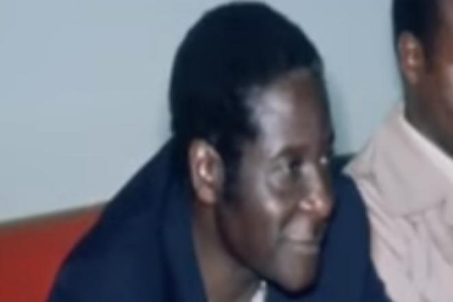 """Robert Mugabe: """"Nous lutterons par les armes jusqu'à l'indépendance"""""""