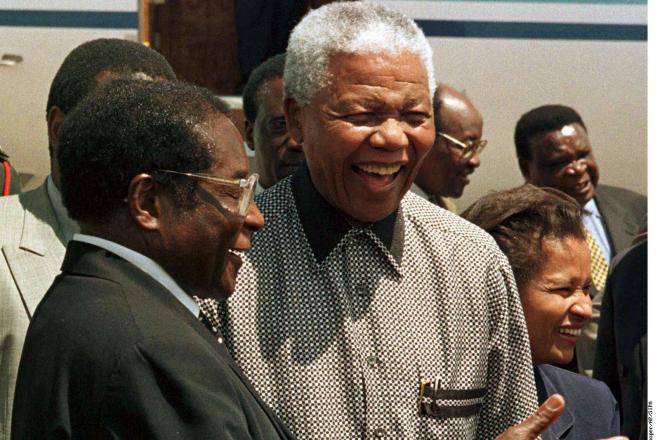 Zimbabwe: quand Robert Mugabe publiait une tribune dans JA