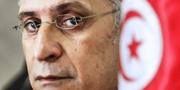 Le candidat à l'élection présidentielle tunisienne Nabil Karoui. © Khaled Nasraoui/ZUMA Press/REA