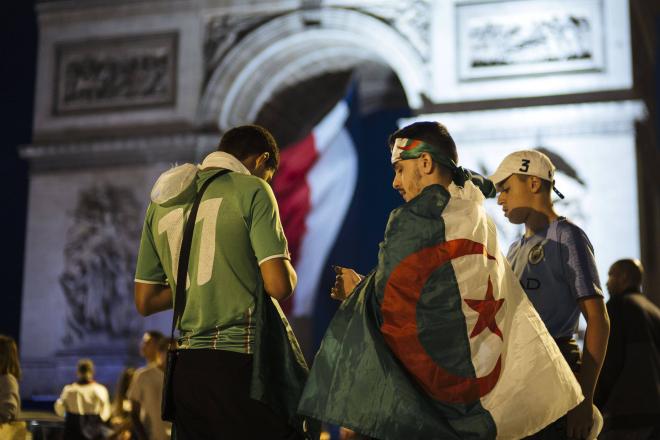 """Football : """"il est temps"""" que l'équipe de France aille jouer en Algérie, estime Noël Le Graët"""