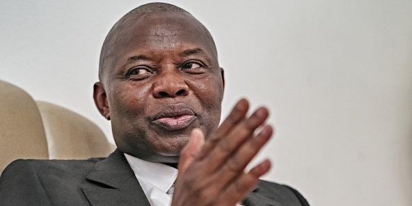 Vital Kamerhe, le directeur de cabinet de Félix Tshisekedi.