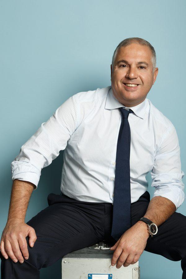 Mourad Majoul (Président et fondateur d'AVICO)© David Morganti