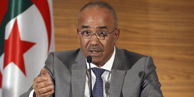 Algérie : le sort du Premier ministre Noureddine Bedoui déjà scellé