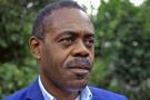 L'ancien ministre de la Santé à Béni (RDC), le 20 décembre 2018.