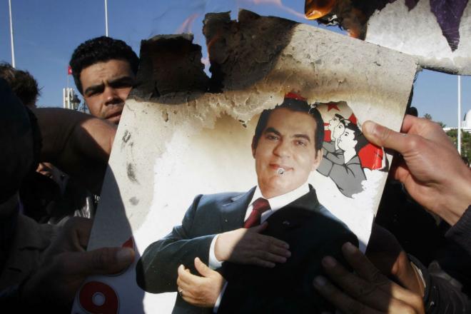 Cette fois, Ben Ali est vraiment parti : de l'irrésistible ascension de l'homme d'État à la chute du dictateur