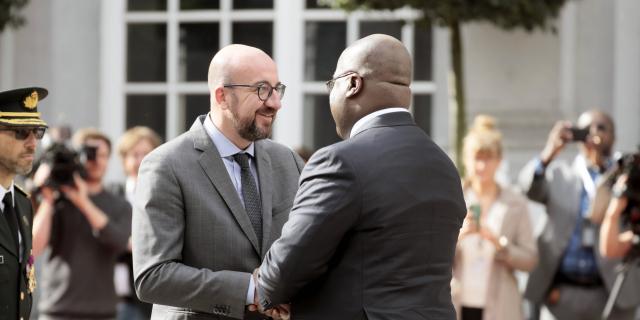 RDC : à Anvers, Félix Tshisekedi renoue avec l'ex-puissance coloniale