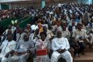 Congrès extraordinaire du CDP à la maison du Peuple de Ouagadougou, le 22 septembre 2019.