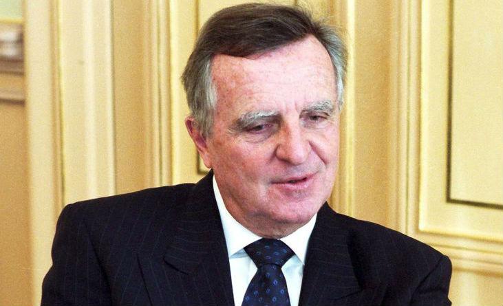 Michel de Bonnecorse, l'ancien « Monsieur Afrique » de Jacques Chirac.