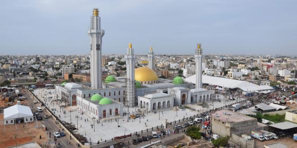 La mosquée Massalikoul Djinane.