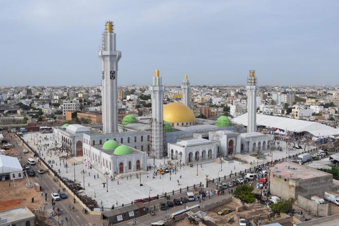 À Dakar, la mosquée Massalikoul Djinane, nouveau symbole du rayonnement de la confrérie mouride