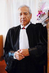 Miloud Brahimi.© Louiza Ammi pour JA