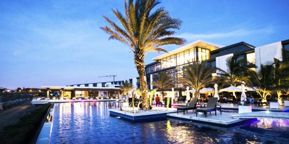 L'hôtel Radisson, à Dakar.