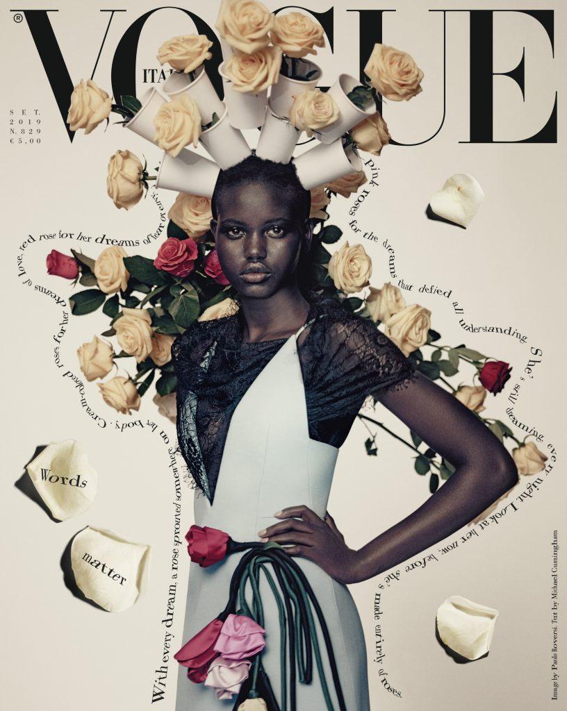 Couverture de Vogue Italia/Septembre 2019