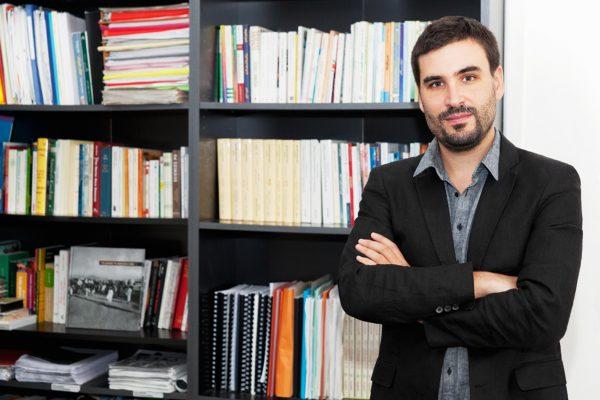 Le chercheur Stéphane Lacroix.
