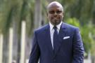 Alain-Claude Billie-By-Nze, Ministre des Affaires étrangères gabonais,