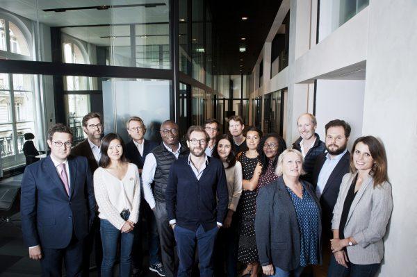 Asafo ambitionne d'atteindre les 100 collaborateurs d'ici à la fin de 2019. Ici, le bureau de Paris.
