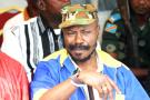 Eddy Kapend, ancien chef d'état-major de l'armée de Laurent-Désiré Kabila, en août 2019 à la prison de Makala.